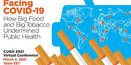 Facing COVID-19: How Big Food and Big Tobacco undermined public health tickets
