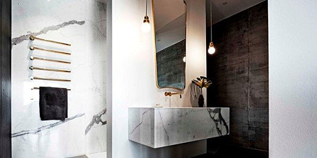 Influence of Scandinavian Design on Modern Bathrooms with Cary Hergenrother Tickets
