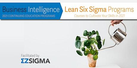 Lean Green Belt Certification Program tickets