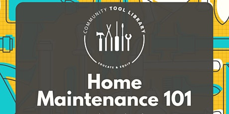 Home Maintenance Class: Home Maintenance 101 (ONLINE) tickets
