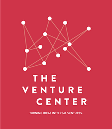The Venture Center logo