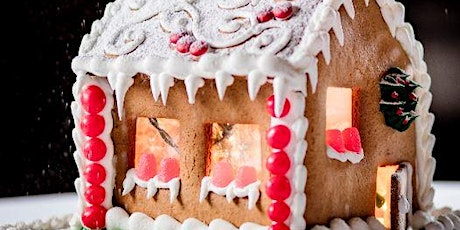 Culinary Academy - How to Decorate a Gingerbread House : 10AM CLASS tickets