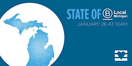 State of B Local Michigan tickets
