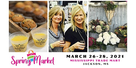 Spring Market of Jackson tickets