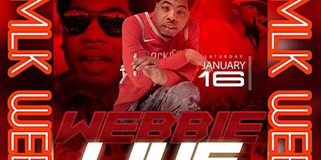 Webbie- Pensacola tickets