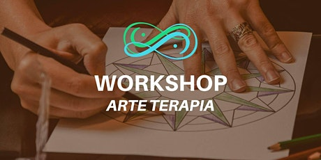 Workshop Arte terapia ingressos