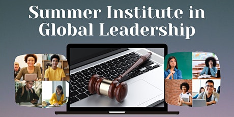 Summer Institute in Global Leadership: Advanced Public Speaking tickets