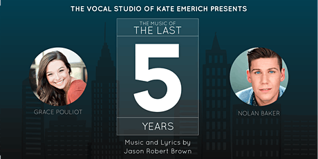 The Music of The Last Five Years tickets