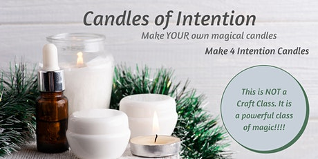 Candles of Intention: Self-Love & Healing tickets