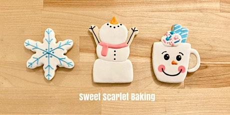 Snowman Cookie Decorating Class tickets