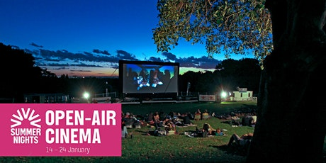 Summer Nights Open-Air Cinema tickets