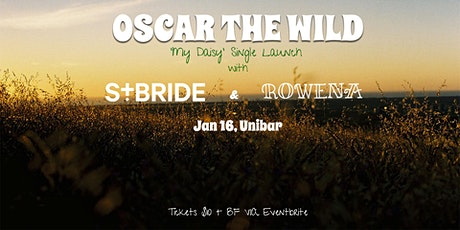 Oscar the Wild 'My Daisy' Single Launch tickets