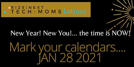 Tech-Moms Latinas Panel Discussion tickets