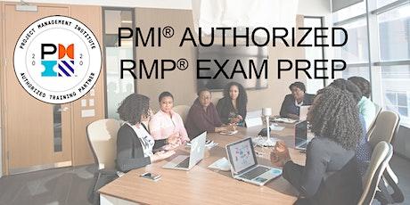 Risk Management Professional (RMP®) Exam Prep Virtual tickets
