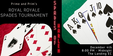 Royal Royale: Spades Tournament tickets
