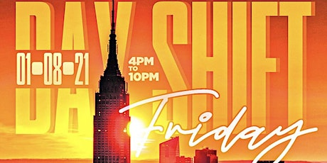 Day Shift Fridays w/ 2hr Rooftop Open Bar + Dinner Menu + Happy Hour tickets