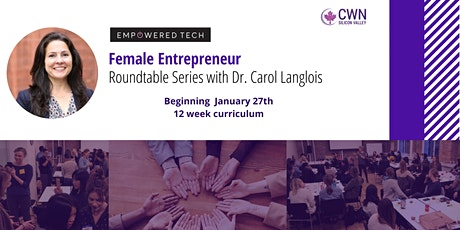 Female Entrepreneur Roundtable Series tickets