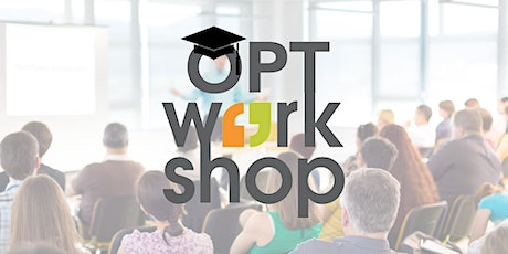 OPT Workshop - ONLINE tickets
