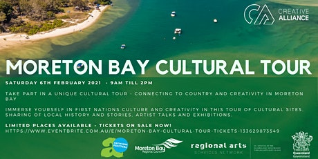 Moreton Bay Cultural Tour tickets