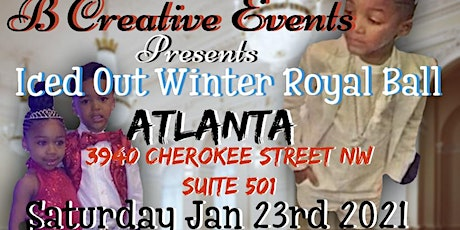 Iced Out Winter Royal Ball tickets