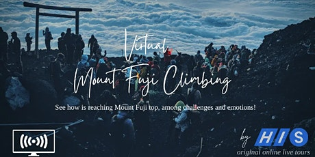 Japan - Virtual Mt Fuji Climbing tickets