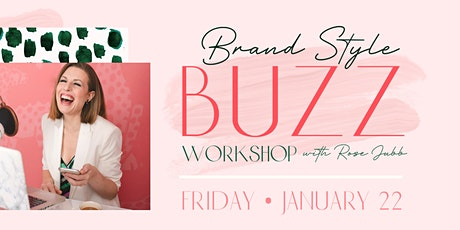 Brand Style BUZZ Workshop tickets