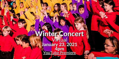 2021 Winter Concert tickets