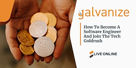 How To Become A Software Engineer And Join The Tech Goldrush tickets