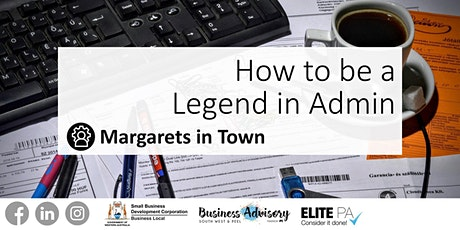How to be a Legend in Admin tickets
