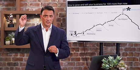 2021 Maximise Cashflow, Profit, Valuation Masterclass tickets
