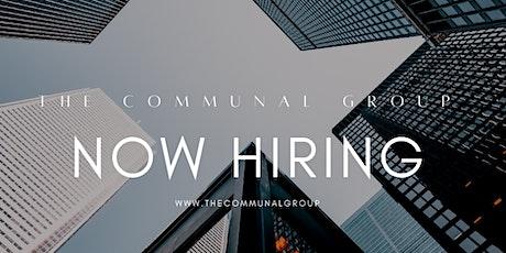 The Communal Group // Career Fair tickets