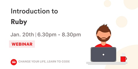 Introduction to Ruby tickets