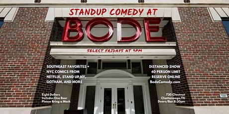 Carpetbagger's Comedy Hour at Bode Chattanooga tickets