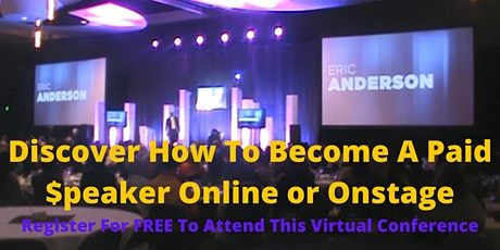 How To Speak on Virtual Events and Get New Clients for Your Business! tickets