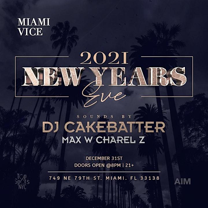 NYE 2021: Miami Vice image