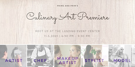 Culinary Arts Premiere tickets