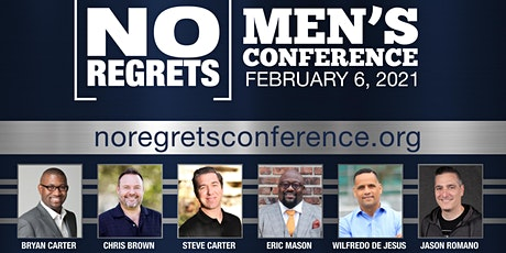 No Regrets Men's Conference - Sheboygan Host Site tickets