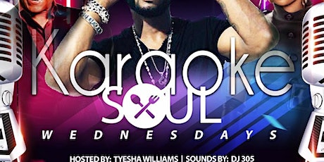 Karaoke Soul Wednesdays tickets