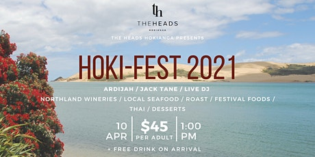 HOKI-FEST: Kai And  Wine Festival tickets