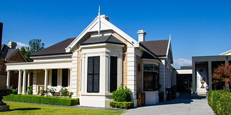 The David Roche Foundation House Museum - 12:00pm (Guided House Tour) tickets
