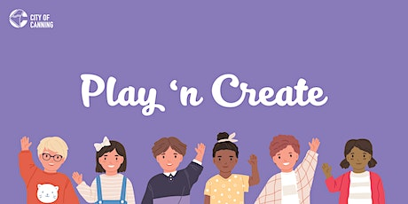 Play 'n Create tickets