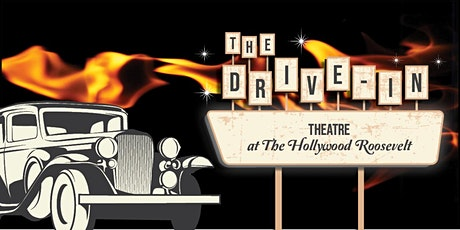 Hunger Games Drive-In Theatre @ The Hollywood Roosevelt tickets