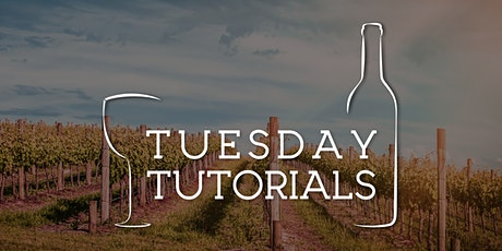 Tuesday Tutorials: Alternative Varietals of Aus - 2nd March 2021 6.30pm tickets
