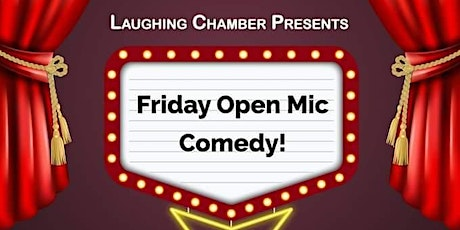 Late Night Friday Stand Up Comedy tickets