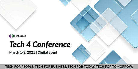 Tech 4 Conference 2021 tickets