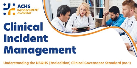 Clinical Incident Management (41106) tickets