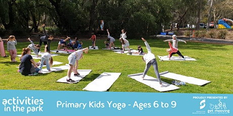 Primary Kids Yoga (6-9 Years) tickets