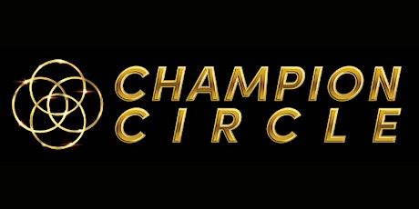 Champion Circle Virtual (Networking Association) tickets