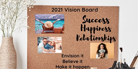 Be My Valentine: Create a Vision Board You LOVE! tickets