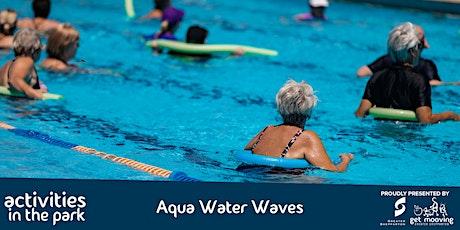 Aqua Water Waves tickets